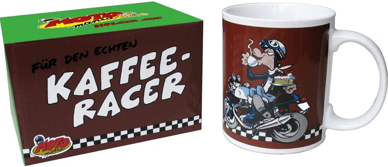 "Tasse /""Wo bleibt mein Kaffee?/"" MOTOmania"