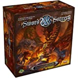 Ares Games Sword and Sorcery: Vastaryous' Lair Expansion