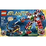 LEGO Atlantis Set #8080 Undersea Explorer