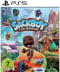 Sackboy A Big Adventure PS5 (PS4)
