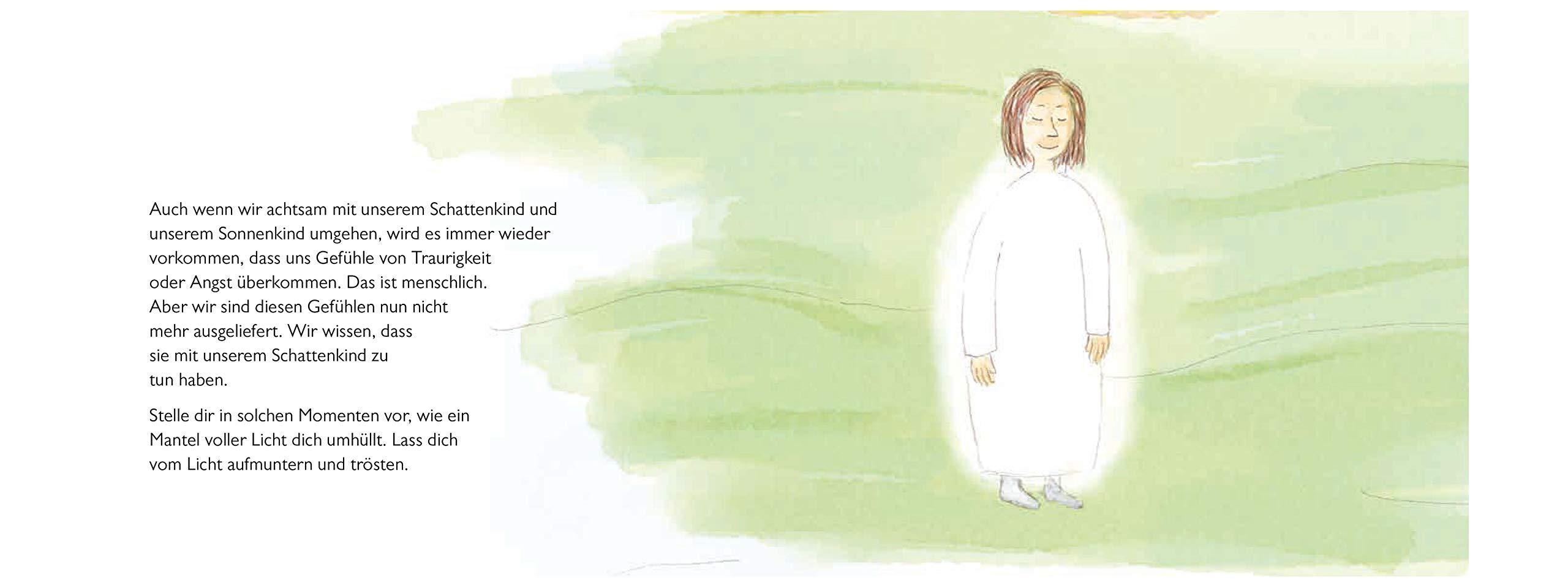 Sonnenkind Und Schattenkind Eine Inspirierende Erzahlung Zu Das Kind In Dir Muss Heimat Finden Amazon De Stahl Stefanie Bucher