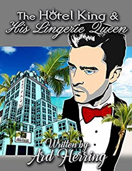 BWWM Romance - The Hotel King and His Lingerie Queen (The Tierney Series - Sarah James Book 1) by [Herring, Ard]