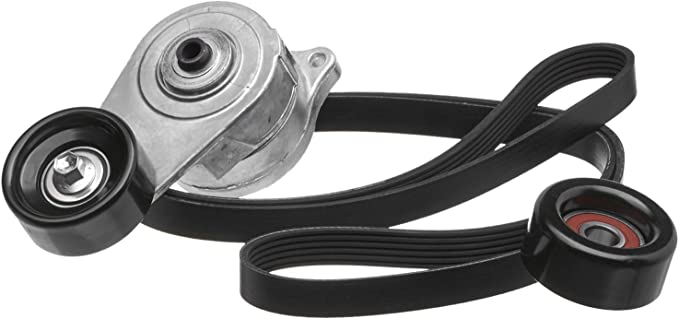 Acdelco Ack060841 Professional Accessory Belt Drive System Tensioner Kit Automotive Amazon Com