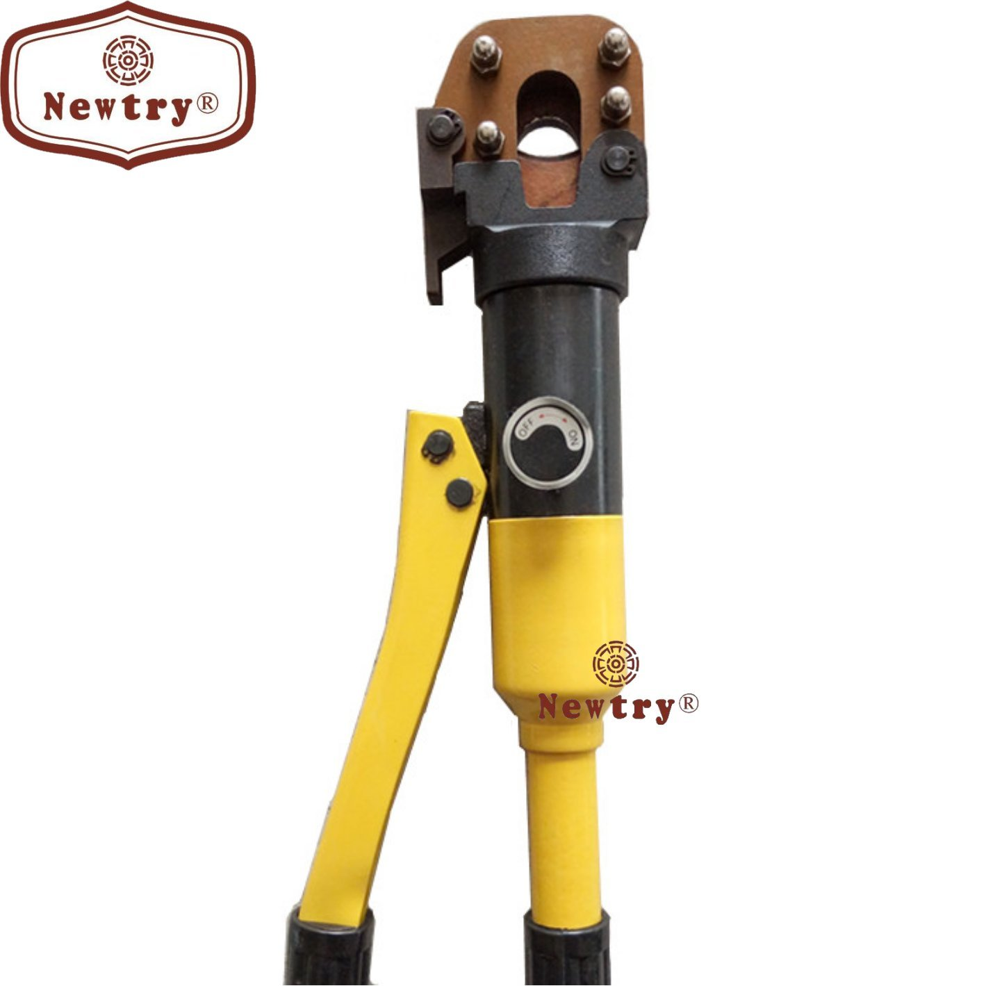 Newtry CPC-20A dia 20mm Hydraulic cable cutter cutting tool/Steel rope/Mild iron rod/Rebar/Copper stranded wire/Aluminum wire/Armour cable/ASCR