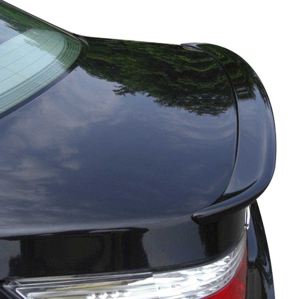 AC Style ABS #317 Orient Blue Metallic Rear Deck Lip Wing Bodykits by IKON MOTORSPORTS Pre-painted Trunk Spoiler Fits 2004-2010 BMW 5 Series E60 4Door Sedan /& Saloon 2005 2006 2007 2008 2009