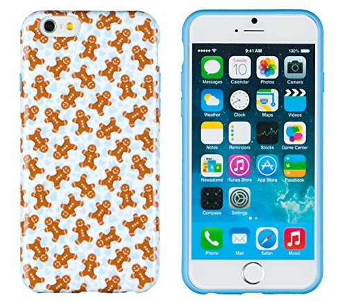 iPhone 6 Case, DandyCase PERFECT PATTERN *No Chip/No Peel* Flexible Slim Case Cover for Apple iPhone 6 (4.7