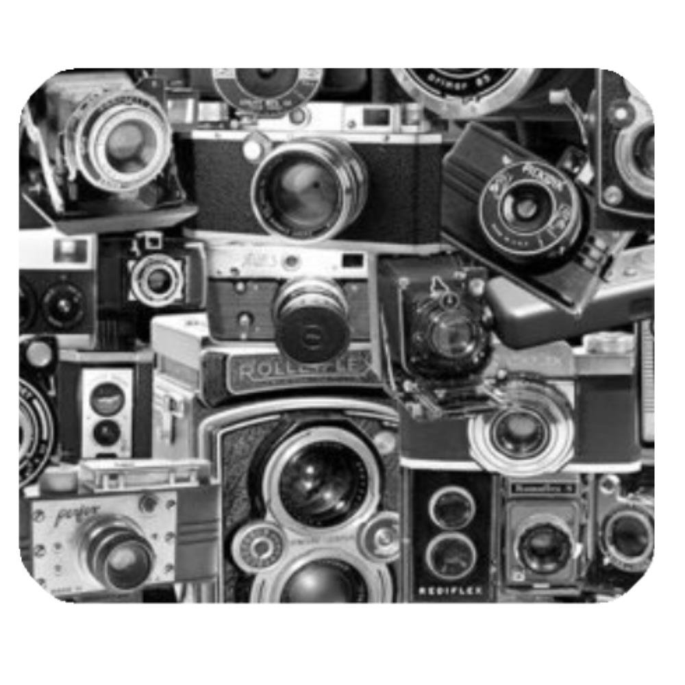 LiFei Business vintage cameras Gaming mouse pad Mousepad Home/office Dust and Stain Resistant Hot Sale Fast Shipping