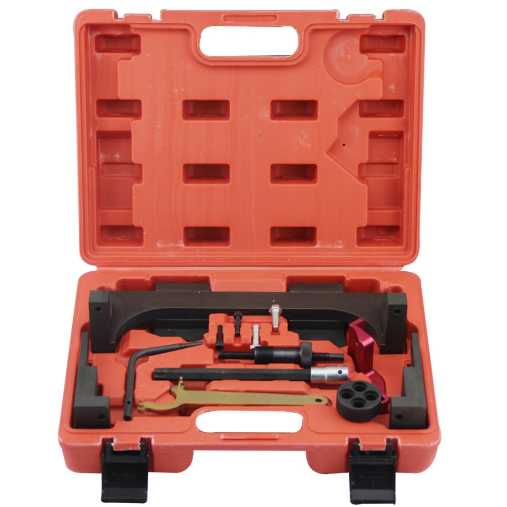 UTOOL Engine Timing Tool Set for BMW A15 B38 B48 B58 Camshaft & Variable Camshaft Timing Unit Installer Remover Kit