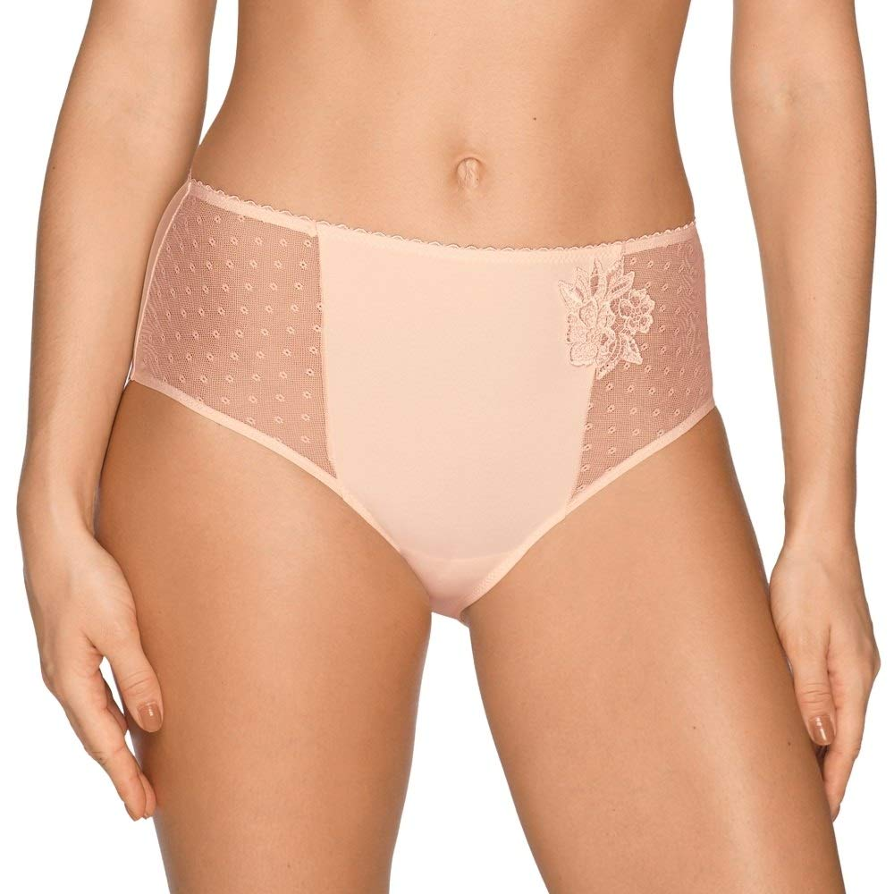TALLA 40. Primadonna 0562651 Women's Divine Patine Pink Knickers Panty Full Brief