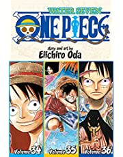 ONE PIECE 3IN1 12: Includes Vols. 34, 35 & 36
