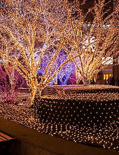 ASNSWDC-Weihnachten-net-Licht-wasserdicht-Netze-Bars-Hochzeits-twinkle-Wasserfall-Dekoration-Lampen-wasserdicht-Licht-3-2m-204led