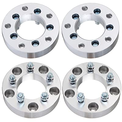 "ECCPP 1.5"" Wheel Adapters Spacers 5 Lug 5x135 to 5x4.5 87.1mm fits for Ford Expedition Ford F-150 Lincoln Blackwood with 12x1.5 Studs: Automotive"
