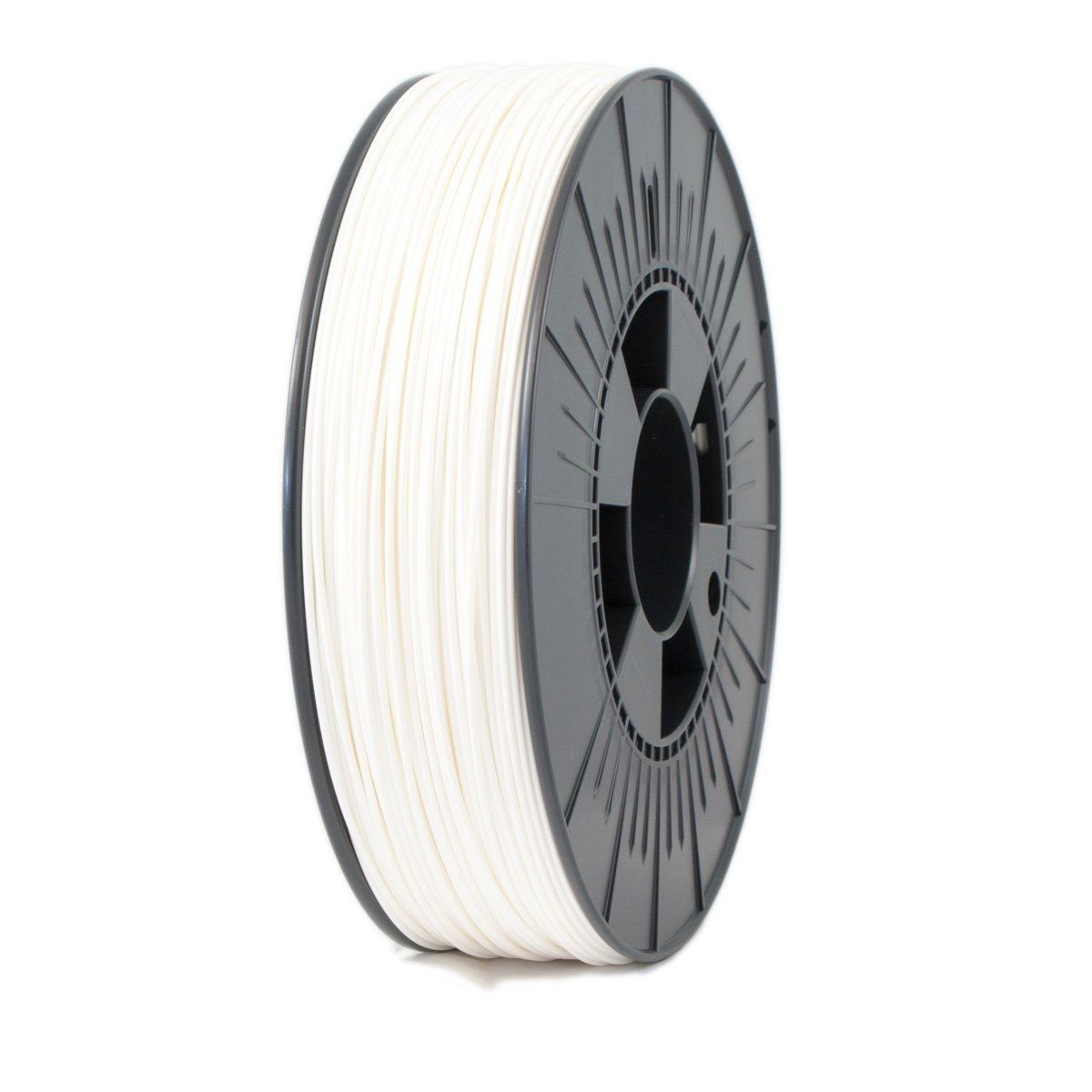 Ice Filaments ICEFIL1ABS023 Filamento ABS, 1,75 mm, 0,75 kg, Blanco