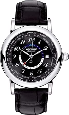 Montblanc Star World Time GMT Mens Watch 106464