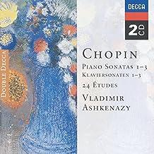 Chopin: Piano Sonatas 1-3; Etudes Op. 10 & 25, Fantasie Op. 49