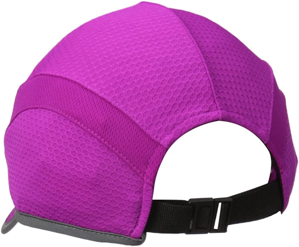 New Balance Performance Gorra, Hombre, Fucsia, Talla Única: Amazon ...
