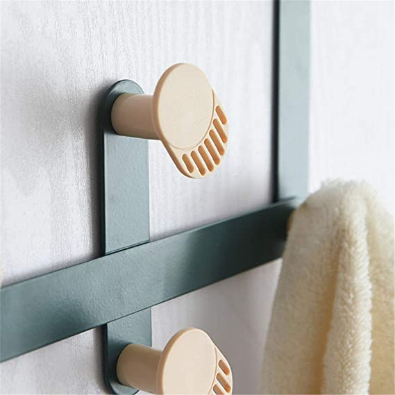 LHY SAVE Metal Perchero De Pared Creativo Perchero De ...