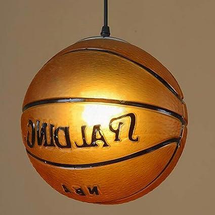 Amazon.com: CTO Ellie Chandelier - Retro creativo baloncesto ...