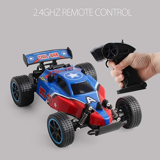 GRTVF Remote Control Car Unlimited Terrain RC Car 2.4Ghz High Speed Radio Remote Control Racing Cars Four Channel Off-Road Rock Vehicle