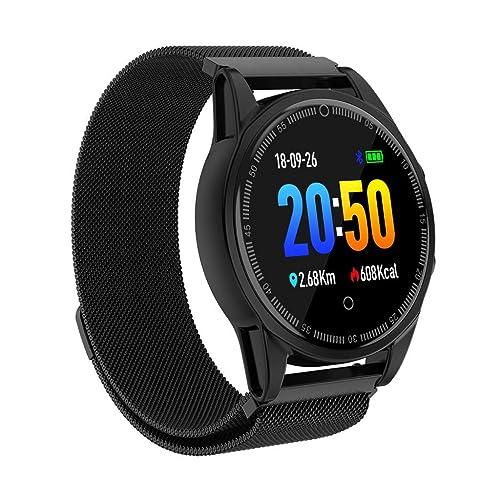 Reloj Inteligente, Deportes Fitness Calorías Reloj De Ritmo Cardíaco ...