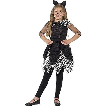 Net Toys Katzenkostüm Kinder Katzen Kostüm S 4 6 Jahre 110 128 Cm