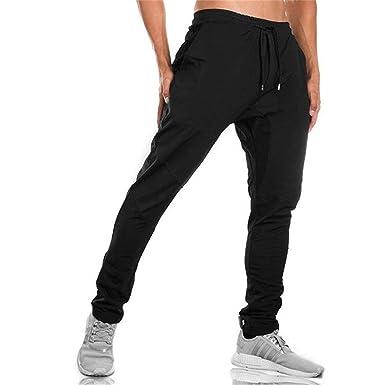BIRAN Pantalones De Los Hombres Pantalones De De De Fitness ...