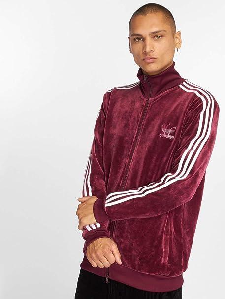 adidas Originals Herren Zip Hoodie Velour Bb Tt  Amazon.de  Sport   Freizeit 4fda56adb2