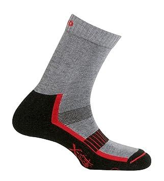 Mund Socks - Andes, Color Grey, Talla EU 34-37