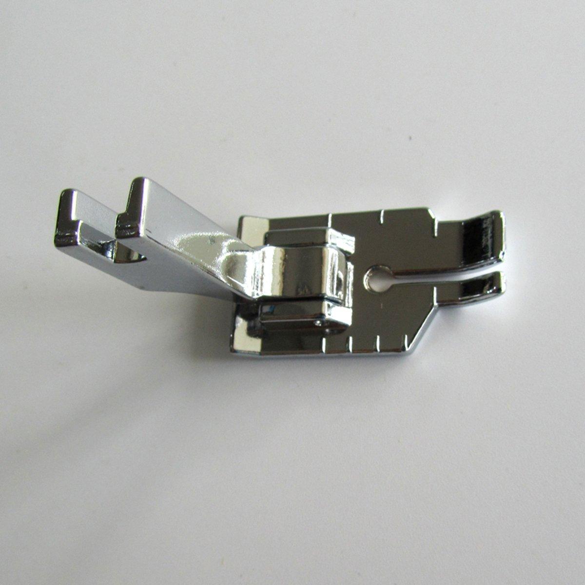 KUNPENG - #CY-7312H 2PCS 1/4(6mm) Metal Patchwork Quilting Foot High Shank for Babylock, Juki TL98Q, TL98QE, TL98E