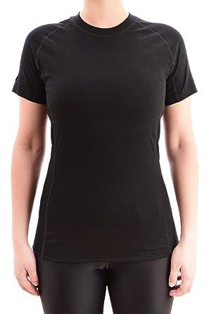3c3fad83c3a MarkFit - T-Shirt - Uni - Femme Noir Noir  Amazon.fr  Vêtements et ...