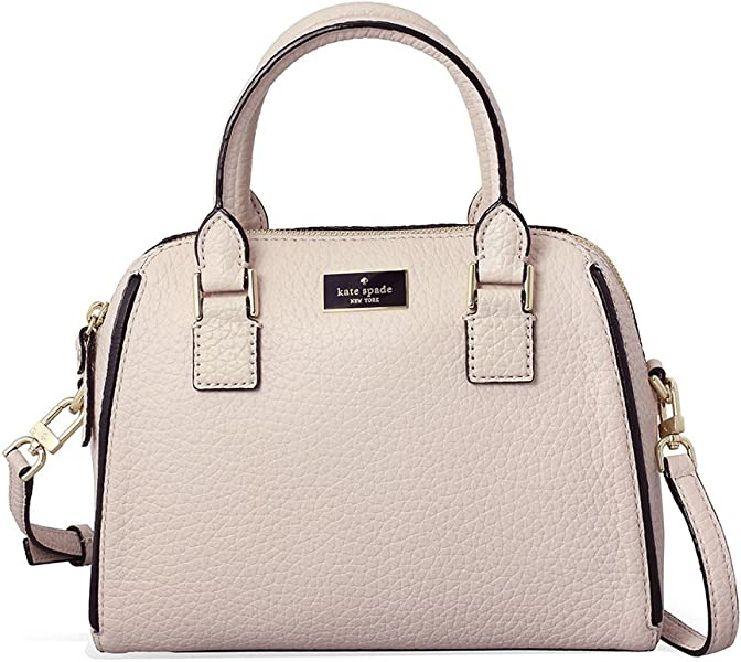 747e6fed2c7be Amazon.com  Kate Spade New York Prospect Place Small Pippa Leather ...