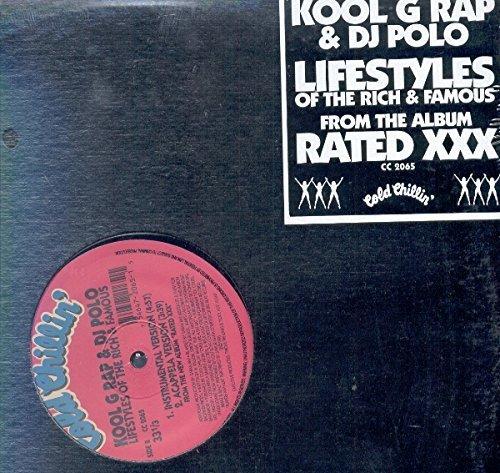 Lifestyles of the Rich & Famou : Kool G Rap, DJ Polo: Amazon.es ...