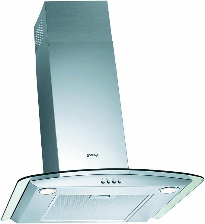 Gorenje DKG6315X - Capucha de pared (acero inoxidable): Amazon.es: Grandes electrodomésticos