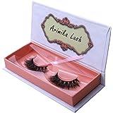 Handmade 3D Long Dramatic Mink False Eyelashes 1 Pair Pack