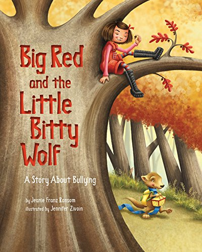 Big Red Little Bitty Wolf