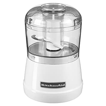 Kitchen Aid - Food Chopper 5KFC3515 KitchenAid - White: Amazon.co ... | {Mixer & zerkleinerer 50}
