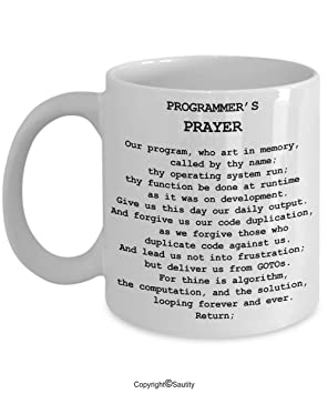 acbf2a821e5 Best Gift For Friend Developer Coder Programmer Coffee Mug - Funny ...