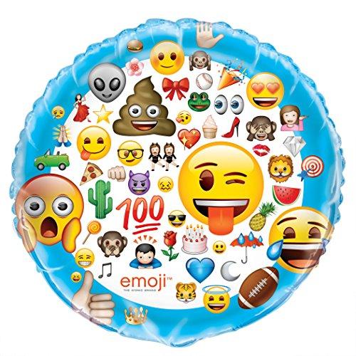 Giant Foil Emoji