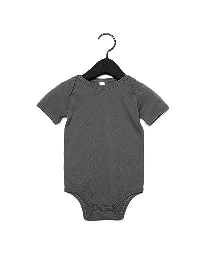 09fb1588f Amazon.com: Bella + Canvas - Baby Short Sleeve Onesie - 100B: Clothing