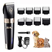 Deals on OMORC Professional Dog Clippers