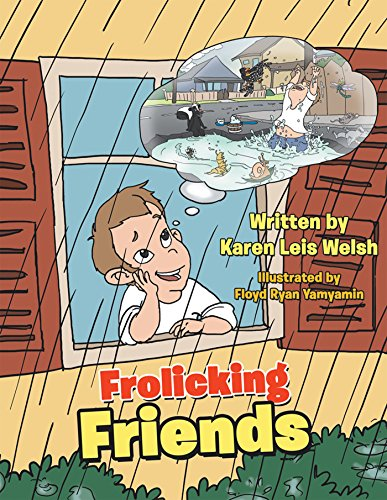 Frolicking Friends by [Welsh, Karen Leis]