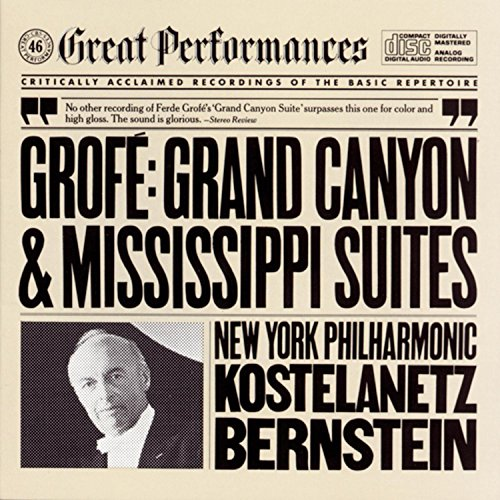 Grofé: Grand Canyon Suite/Mississippi - Trumpet Grand