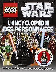 Lego Star Wars : L'encyclopédie des personnages