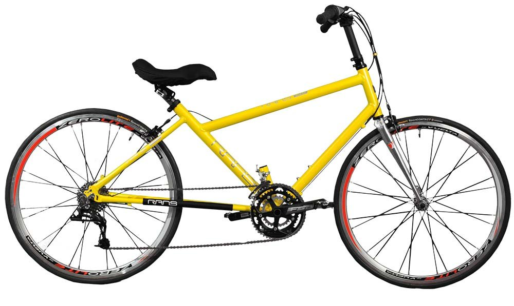 RANS(ランズ) ZENETIK B0184WELIM Small|Sparkle Yellow Sparkle Yellow Small
