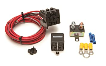 Amazon.com: Painless 30101 Thom Electric Fan Relay Kit ... on