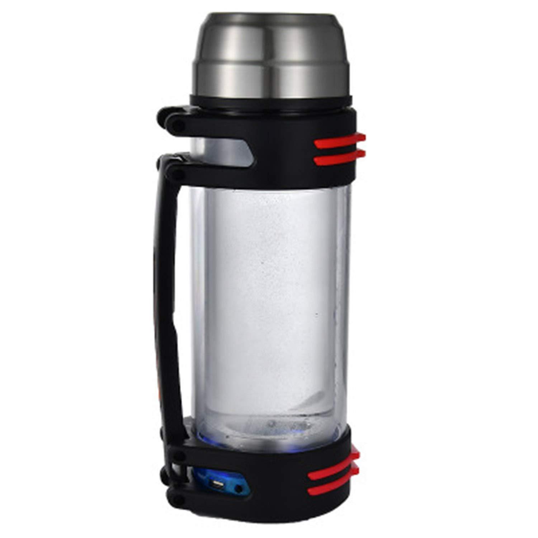 再再販! 高濃度水ボトル 38cm スポーツ健康ポット アルカリ水フィルター B07H2B4YWN 水素が豊富なケトル 13 1.5L、13* 13* 38cm B07H2B4YWN, ギフトギャラリー石橋:9c4ebf6c --- a0267596.xsph.ru
