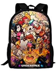 MKKR2 Undertale-Sans 3D Adult Outdoor Leisure Sports Backpack And School Backpack