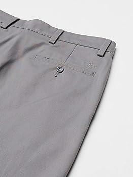 Dockers Pantalones ajustados ajustados delgados de color caqui de ...