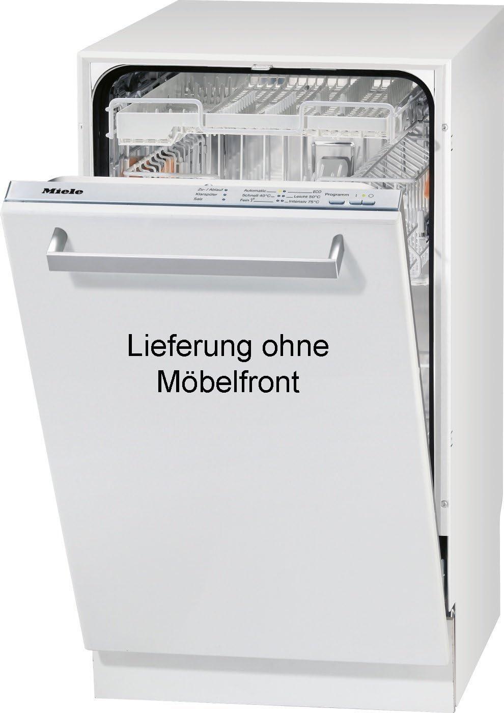 Miele G 4570 SCVI - Lavavajillas (Totalmente integrado, Acero ...