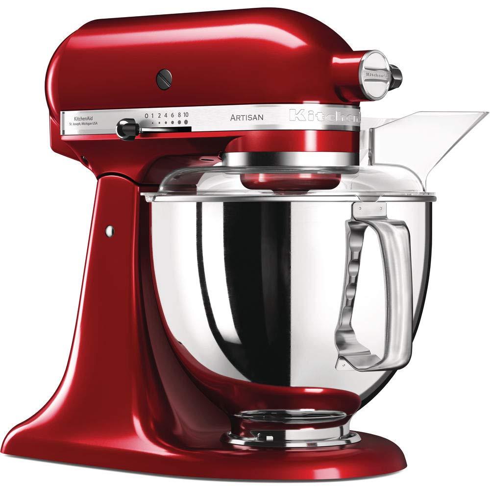 Amazon.de: KitchenAid Küchenmaschine Artisan 4, 8L Liebesapfel Rot